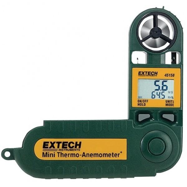 Extech 45158 เครื่องวัดความเร็วลม+ไฮโกรมิเตอร์