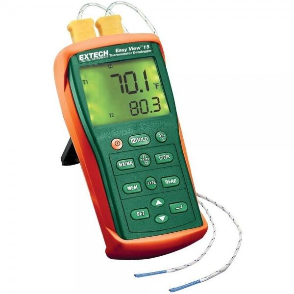 Extech EA15 Dual Input Temperature Datalogger