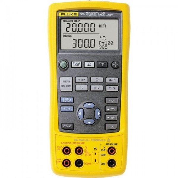 Fluke 725 Multifunction Process Calibator
