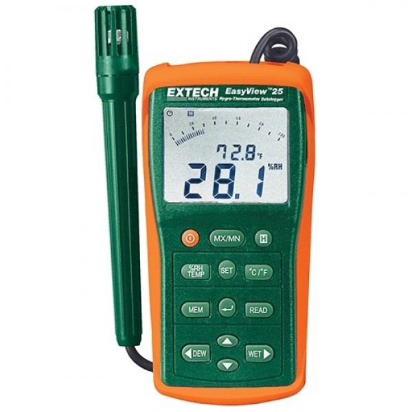 Extech EA25 Hygro-Thermometer