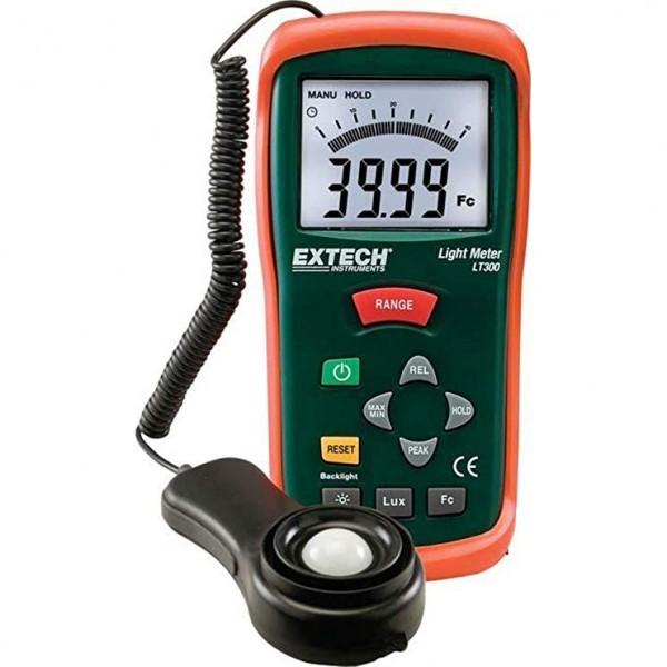 Extech LT300: Light Meter