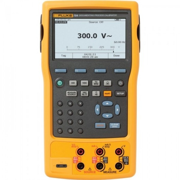 Fluke 753, Fluke 754 Documenting Process Calibrator