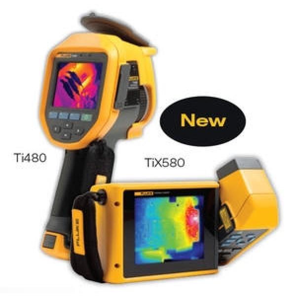 Fluke TiX580, Fluke Ti480 Premium Image Quality Infrared Cameras