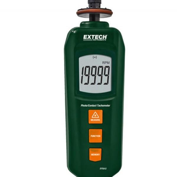 Extech RPM40  เครื่องวัดความเร็วรอบแบบสัมผัสและเลเซอร์