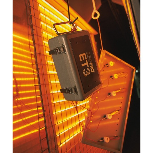 Dapaq Oven เครื่องวัดและบันทึกอุณหภูมิโปรไฟล์ในเตา