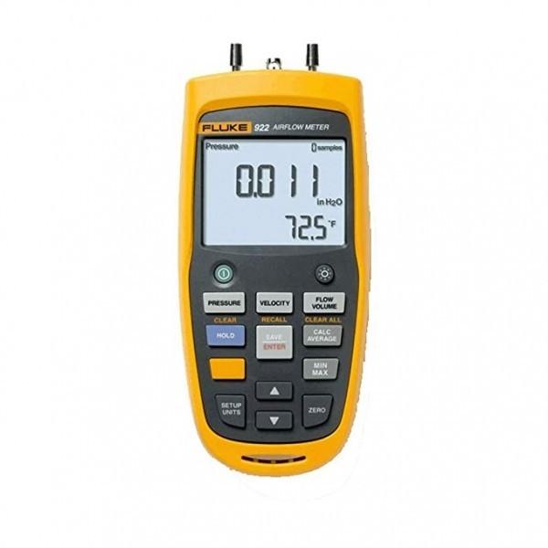 Fluke 922-Kit เครื่องวัดการไหลของอากาศ
