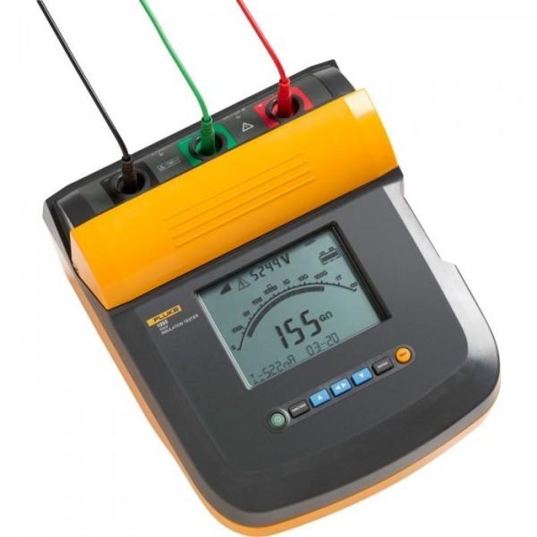 Fluke 1555/1550C เครื่องทดสอบความต้านทานฉนวน ที่มีแรงดันทดสอบสูงถึง 10 kV