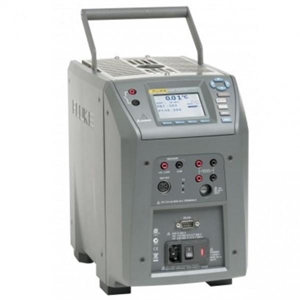 Fluke 9140 Series เครื่องสอบเทียบอุณหภูมิมาตรฐานสูง สำหรับงานภาคสนามและในโรงงาน