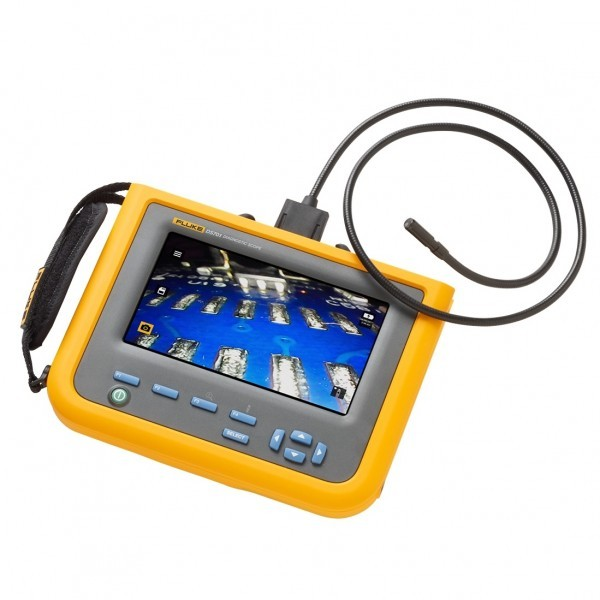 FLUKE DS701 and DS703FC Diagnostic Videoscope
