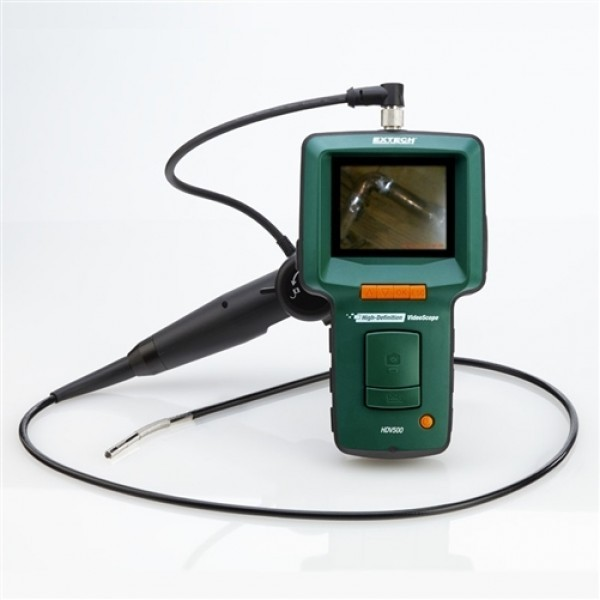 Extech HDV540: High-Definition Articulating VideoScope Kit