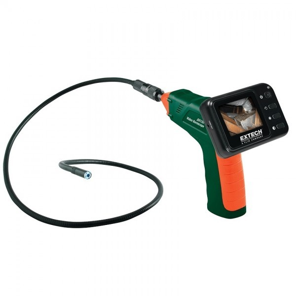 Extech BR150:Video Borescope Inspection Camera