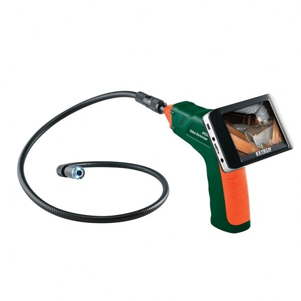Extech BR250:Video Borescope/Wireless Inspection Camera