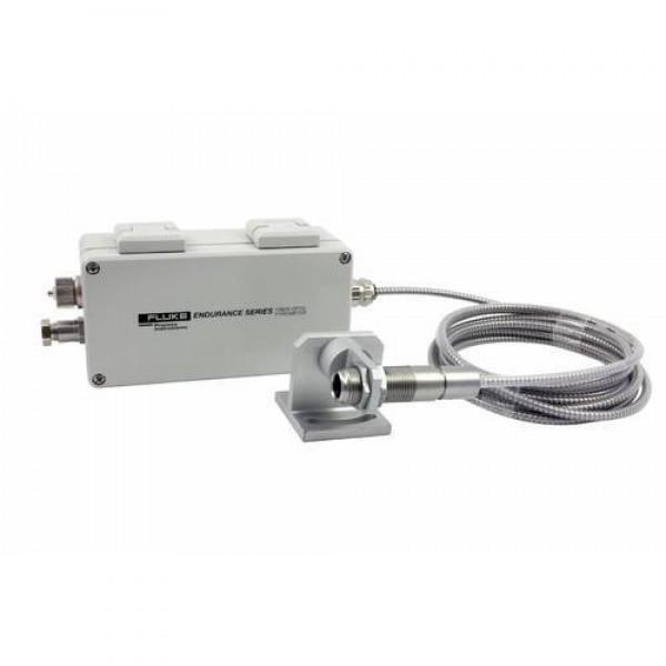 Fluke Process Instruments Fiber-optic เครื่องวัดอุณหภูมิแบบติดตั้ง