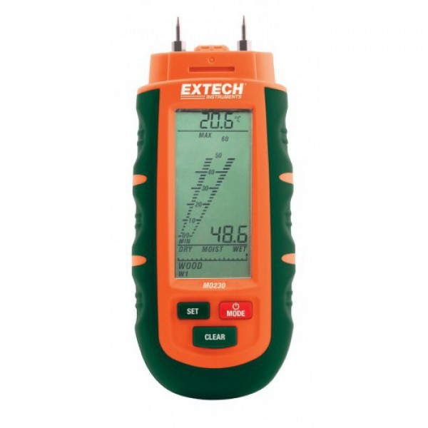 Extech MO230:Pocket Moisture Meter