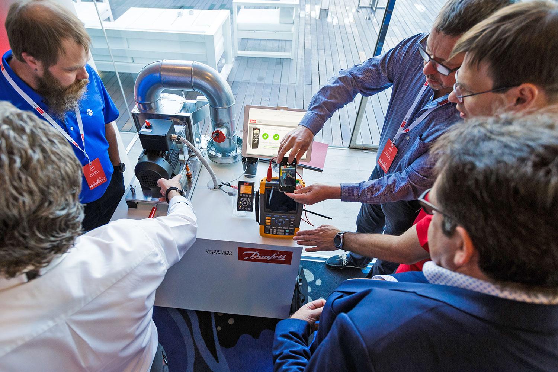 Fluke เครื่องมือเพื่อการซ่อมบำรุงมอเตอร์ไฟฟ้าในโรงงานอุตสาหกรรม
