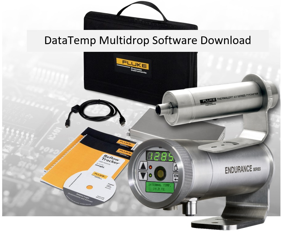 DataTemp Multidrop Software Download